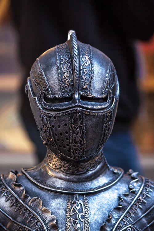 metal iron armor
