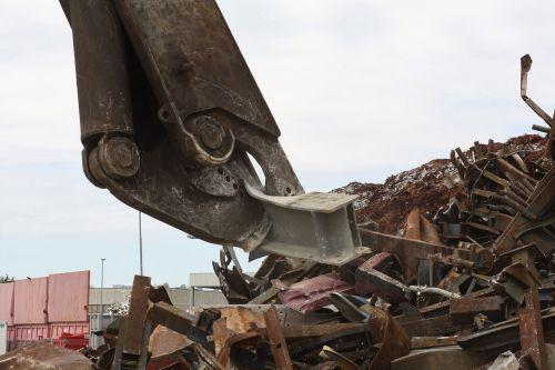 metal shear scrap dealer