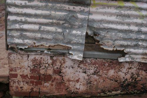 metal old rust