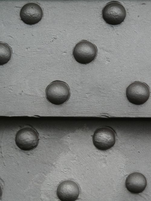 metal iron rivet