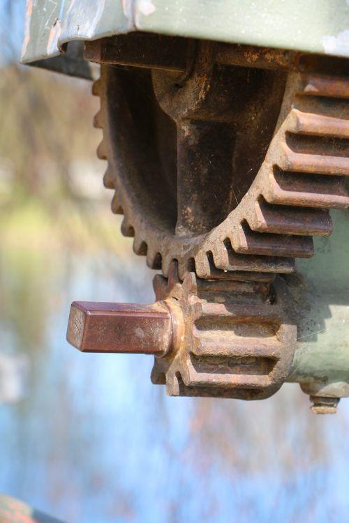 metal transmission gears