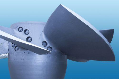 metal steel turbine