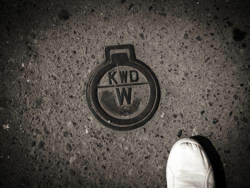 metalas, batai, gatvė, cementas, betonas, metalas ir batas