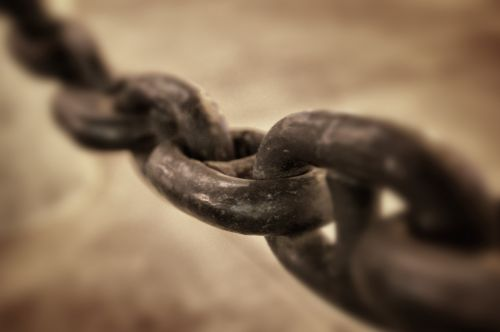 Metal Chain Link