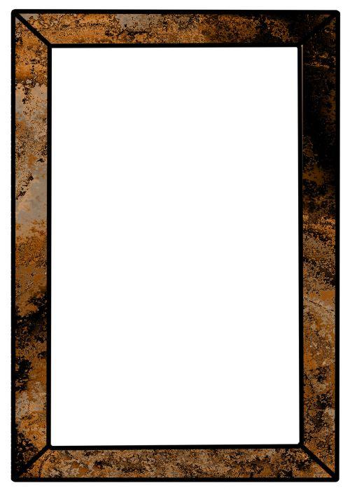 Metal Texture Frame