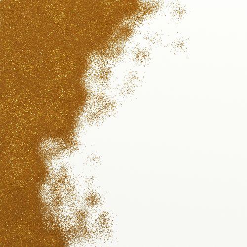 Metallic Gold Glitter Texture