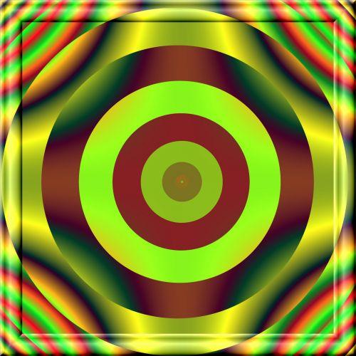Metallic Target
