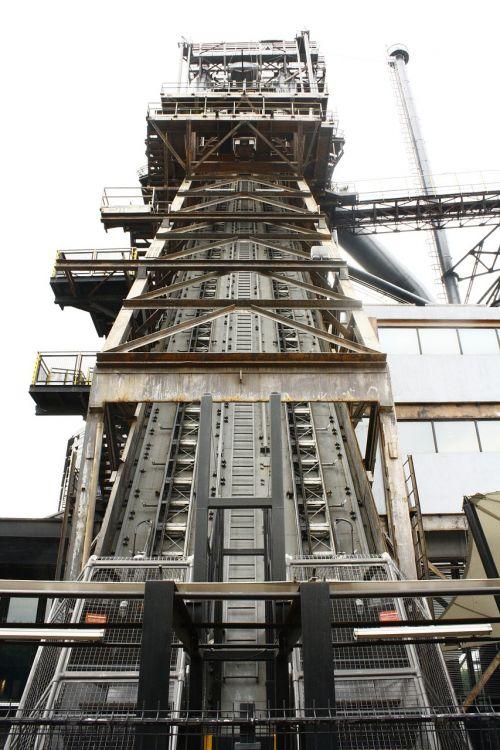 metallurgy factory metal