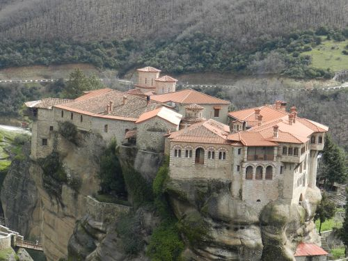 meteor meteor monastery ancient meteor monastery