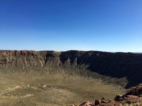 meteor arizona crater