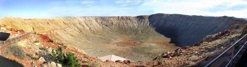 meteor crater arizona meteor crater