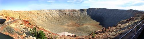 Meteor crater arizona,meteoras,krateris,Arizona,dykuma,meteoritas