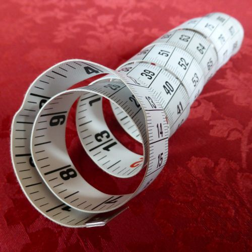 meter tape measure measure