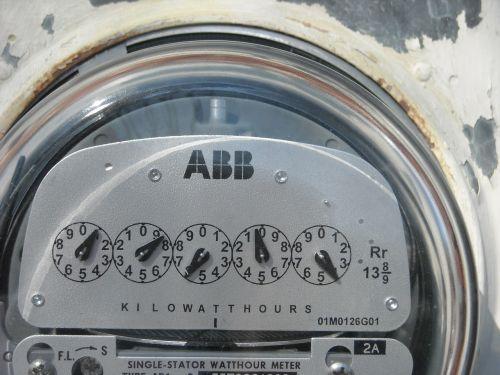 meter kilo watt hours amps