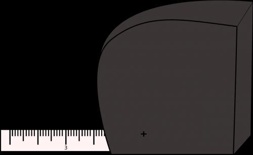 metre tape measuring