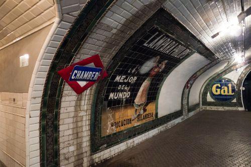 metro old madrid
