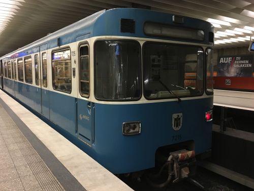 metro train locomotive
