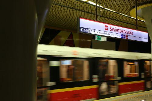 metro warsaw świętokrzyska