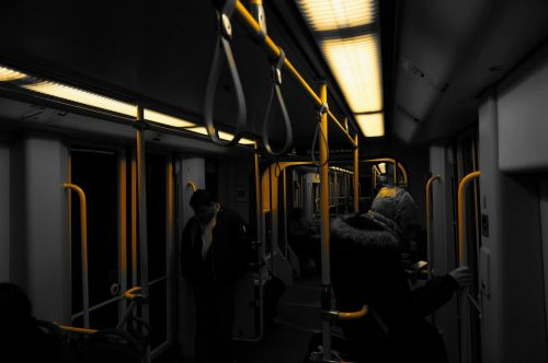 metro s bahn train