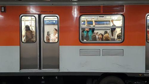 metro train cdmx