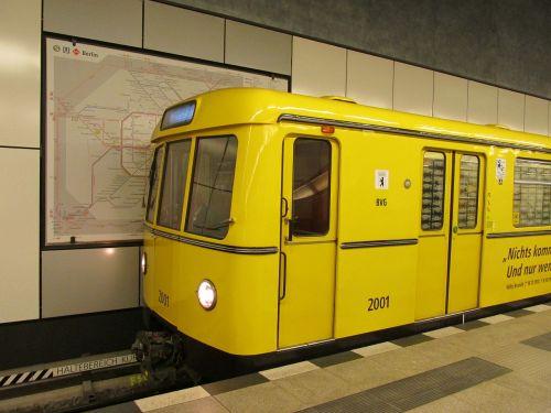 metro bvg berlin