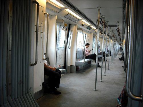 metro new delhi subway
