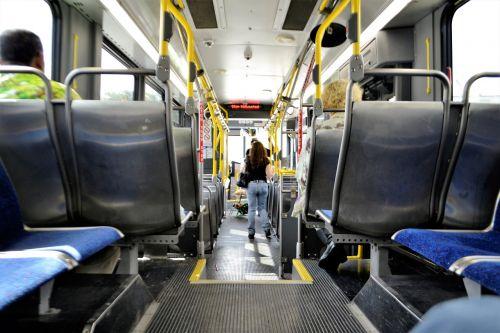 metro bus houston texas interior