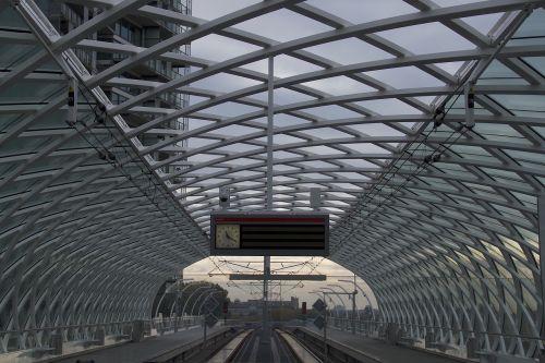 metro station cashier cs architecture