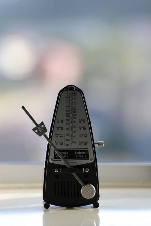 metronome time clock