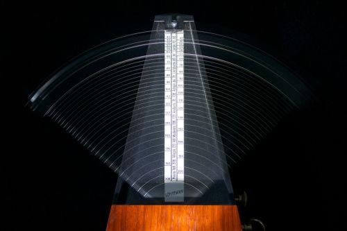 metronomes tempo tick