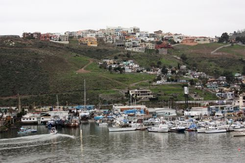 Mexican Fishing Village