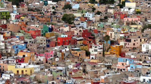 mexico guanajuato colonial