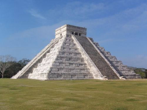 mexico chichén itzá yucatan