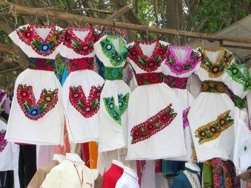 mexico oaxaca market