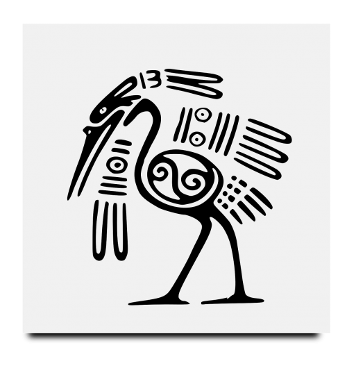 mexico drawing ancient