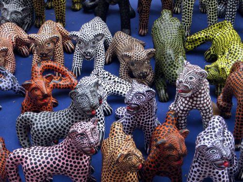 mexico jaguars trinkets