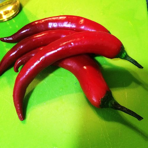 chilli peppers mexico kitchen