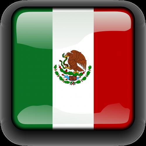 mexico button country