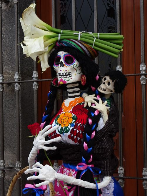 mexico day of the dead tradition