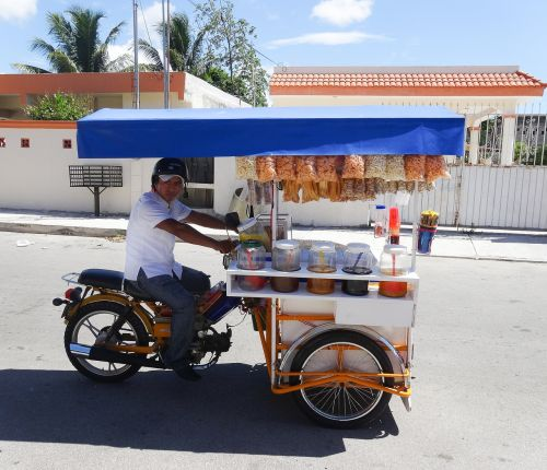 mexico seller scooter