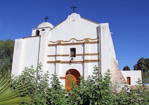 mexico mission church