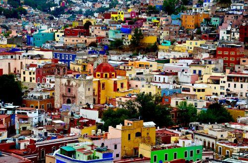 mexico color mexican