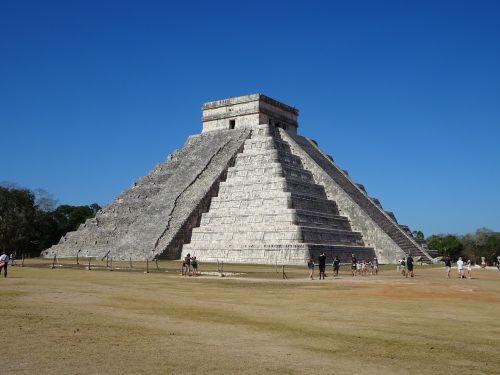mexico chichen itza mayan