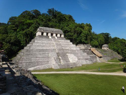 mexico temple palenque