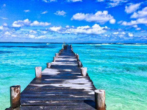 mexico paradise beach