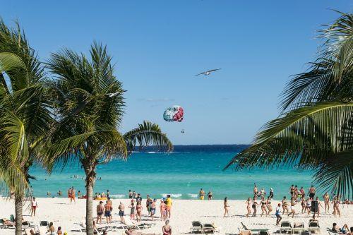 mexico cancun sun