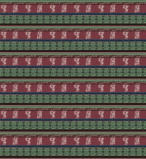 mexico pattern style