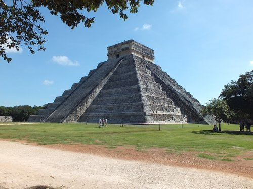 mexico  pyramid  travel