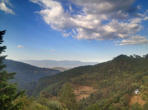 mexico oaxaca mountains