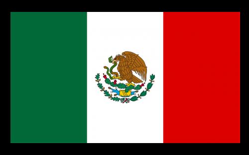 mexico white green